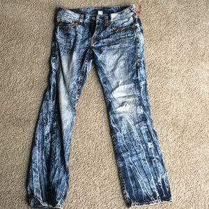 True Religion Wash Style Size 32 Men's Jeans